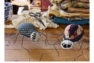 Stitched Beetle