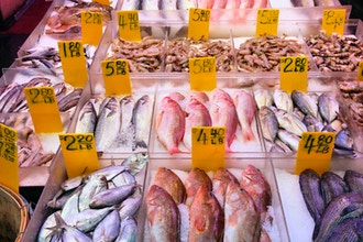 Shop & Cook: Chinatown for Fish