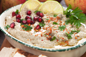 A Middle Eastern Menu