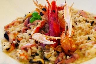 Italian Riviera Dinner