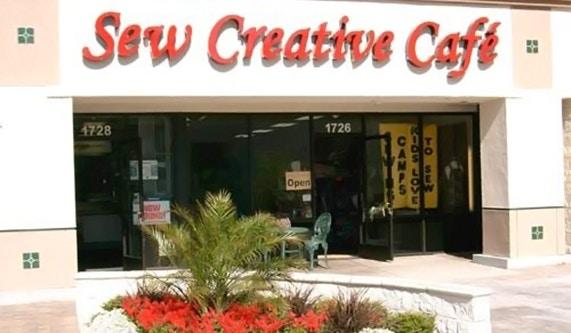 Sew Creative Cafe
