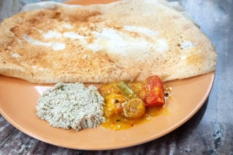 Delectable Dosa: The Art of Making Indian Crepes