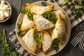 Naturally Entertaining: Hors d'Oeuvres