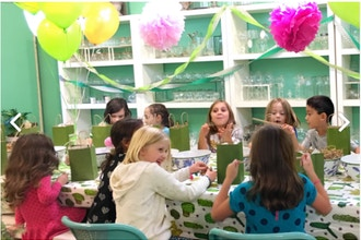 Children's Terrarium Workshop