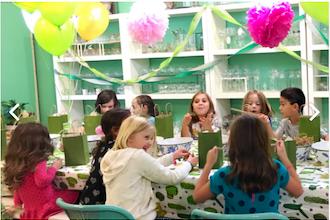 Children's Terrarium Workshop