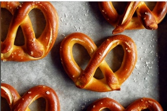 Bagel and Soft Pretzel Workshop