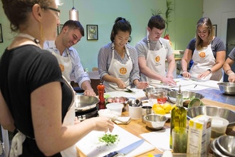 Private Group Cooking Class