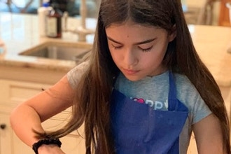 Parent/Child Cooking Camps (Ages 5+) (Virtual)