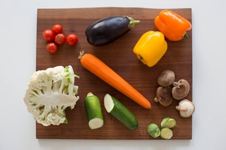 How to Cook Vegetables (Virtual)