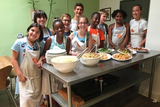 Cooking Camp for Kids (12+)