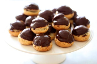 Cream Puff Workshop (Virtual Cooking)