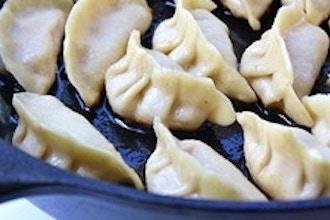 Dumpling Workshop (Virtual Cooking)