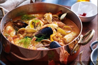 How to Make a Fantastic Bouillabaisse