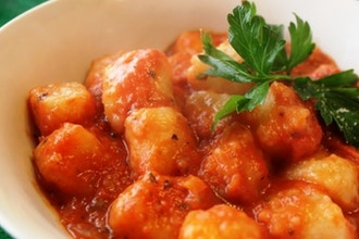 Handmade Gnocchi Dinner (Virtual Cooking)