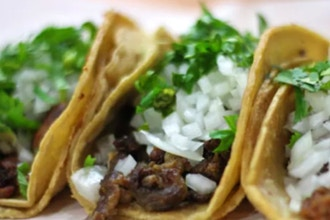 Handmade Mexican Tacos