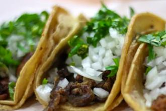 Handmade Mexican Tacos