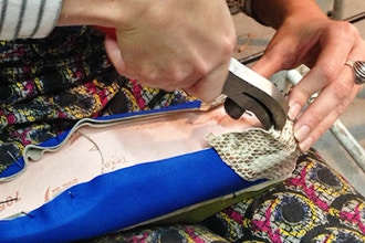 Shoemaking Workshop: Five-Day Intensive
