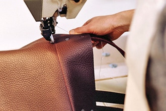 Leather Tote Making