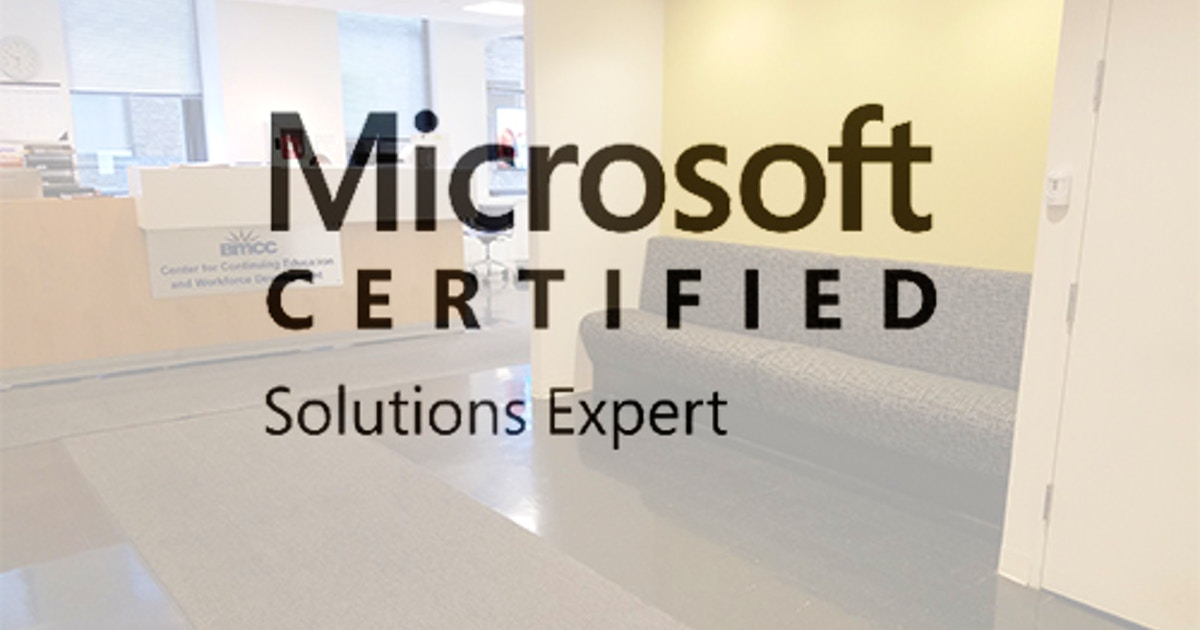 Microsoft Certified Solutions Expert Windows Server Training New