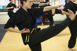 Essential Kung Fu Workout Health Classes New York