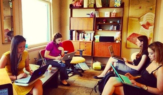 Ideasmyth at The Writers Room