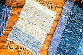 Rag Rug Weaving One Day Cl