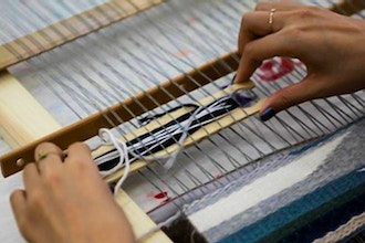 Intro to Tapestry Weaving (One Day Class)