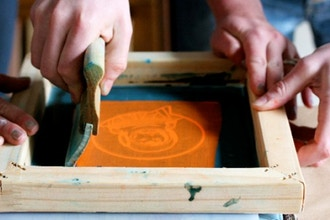 Intro to Screen Printing (Evening Series)