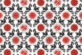 Screen Printing 203: Wallpaper Design: