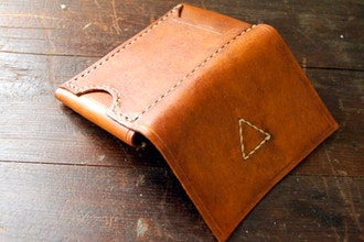 After Workshop: Leather Wallet