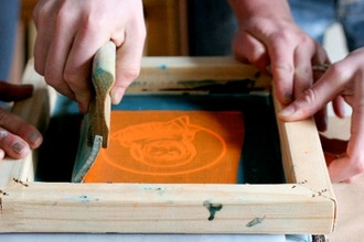 Screen Printing - Week Long Immersion