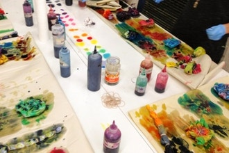 Natural Dyes + Pigments: Painting + Surface Design