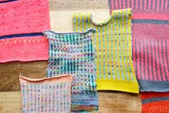 Intro to Machine Knitting