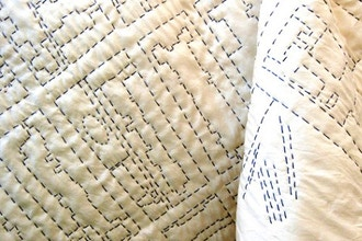 Quilting: Mapping the world with Haptic Lab