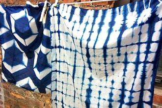 Shibori 101 - Dye Classes New York | CourseHorse - Textile