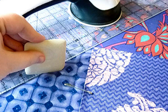 After Workshop: Hand Quilting