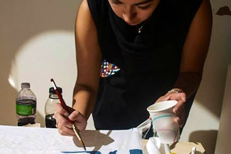 Intro to Natural Dye Printing (Evening Series)