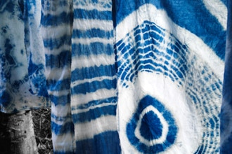 After Workshop: Indigo Dyeing