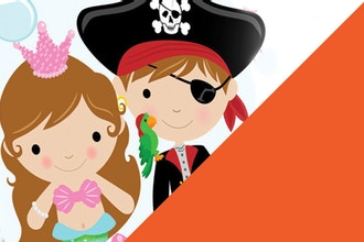 Little Cast: Pirates and Mermaids