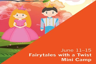 Little Cast: Fairytales with a Twist