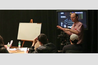 Online Workshop: Get Your Film Into Festivals