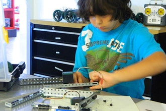VEX IQ Building and Coding (Ages 6-11)
