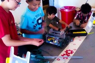 Summer Camp: Lego Mindstorms