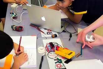 Summer Camp: Scratch Coding Beginner