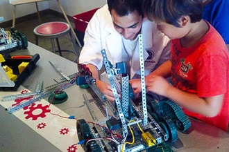 Summer Camp: Robot Coders Beginner