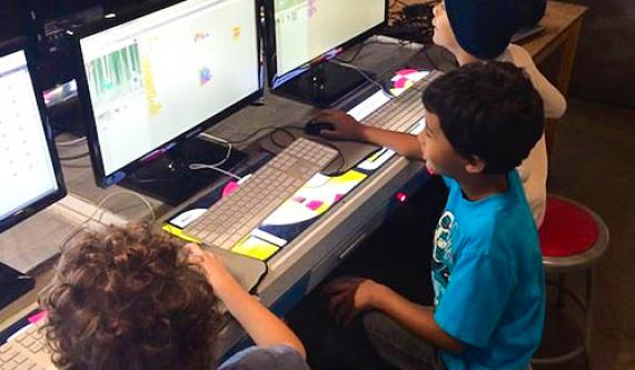 Summer Camp Vex Edr Robotics Coding Kids Programming Classes Los