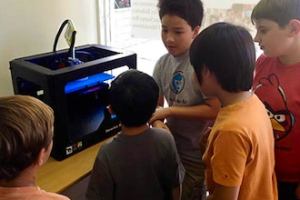 Summer Camp: 3D Printing Design