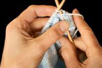 Pick Up Sticks - An Intro to Knitting