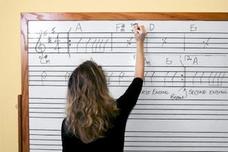 Basic Music Theory 1 w/ Intro to Chart Writing - Music