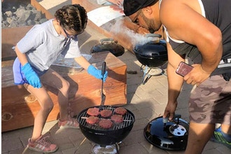 Kids Cooking and Grilling Skills
